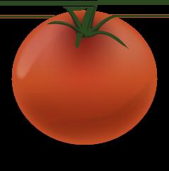Twetchup Tomato Logo