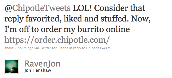 Chipotle Order Privacy 3
