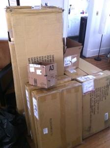 Office Desk Boxes