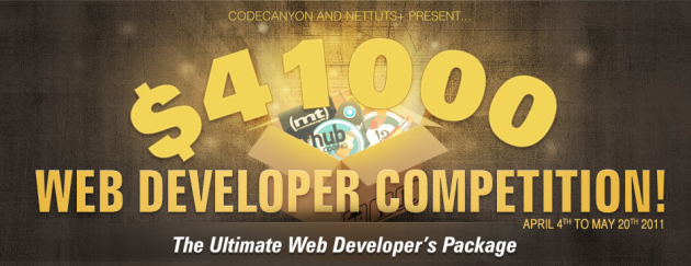 Web Developer Competition