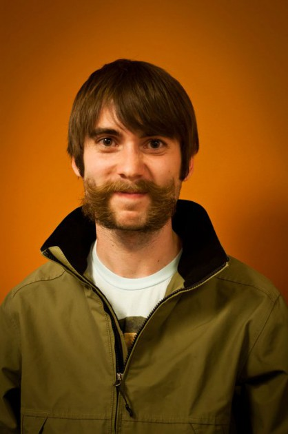 Mike Halvorsen mustache