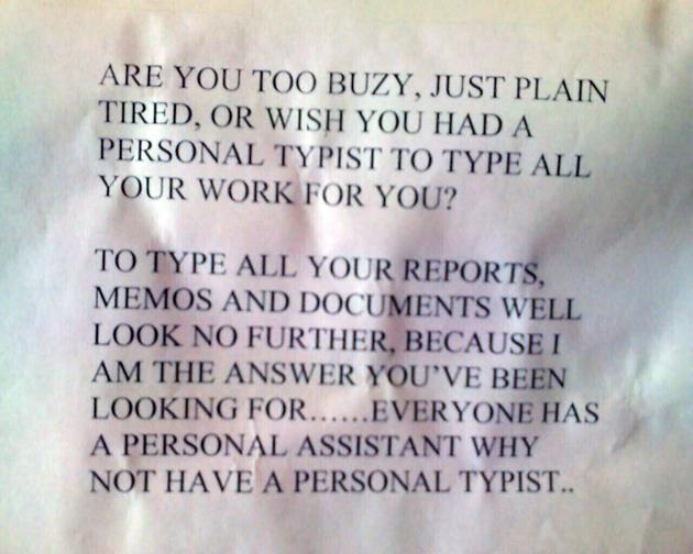 misspelled-buzy-hiring-a-copywriter