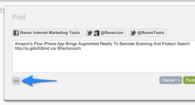 Shorten URL in Stream
