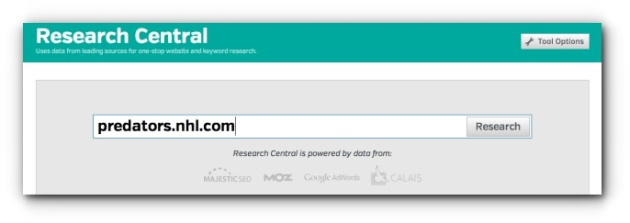 Research Central
