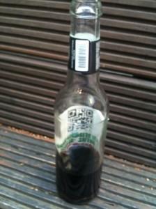 bottle-QR