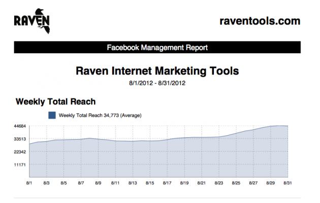 Raven-social-report