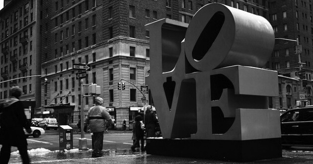 love-sculpture