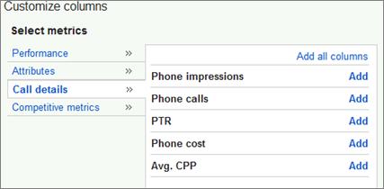call-data-metrics