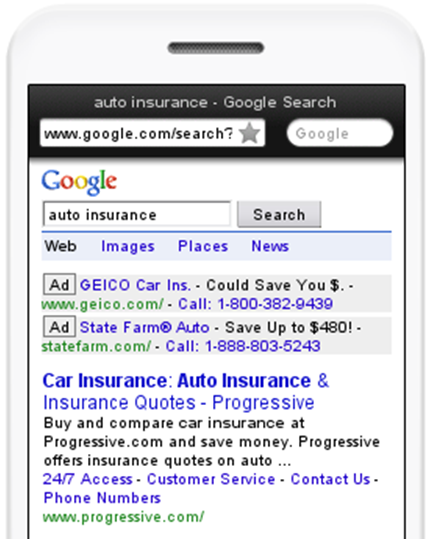 mobile-SERP-real-estate