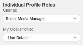 Did You Know: New User Profile Role