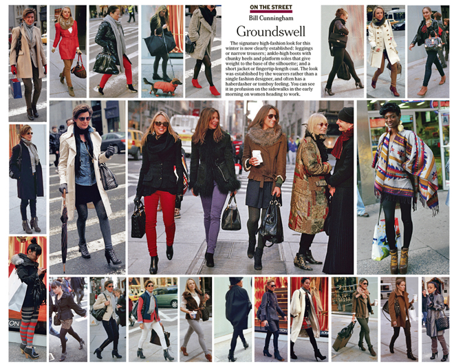 Groundswell by Bill Cunningham