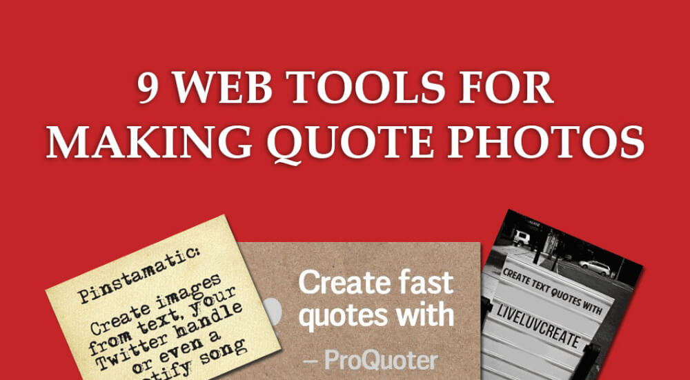 9 web tools to make quote photos raven blog