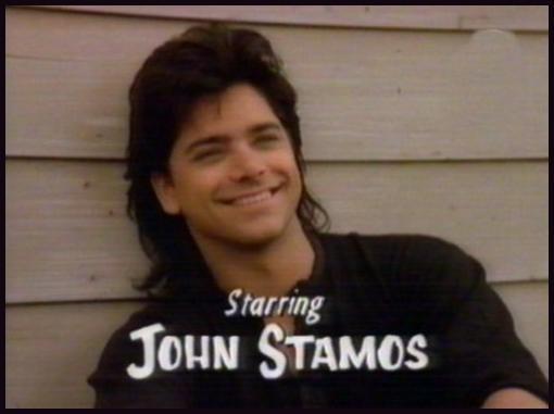 Staring John Stamos