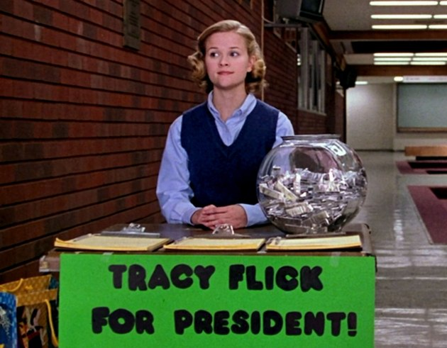 Tracy Flick for President