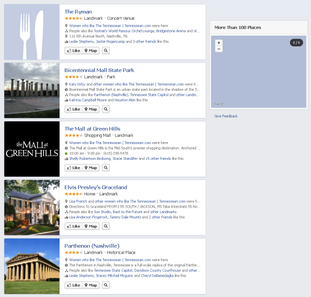 Facebook Graph Search for your Business
