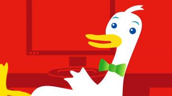 DuckDuckGo Mascot