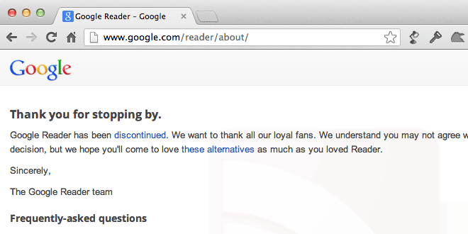 The 12 Best Google Reader Alternatives