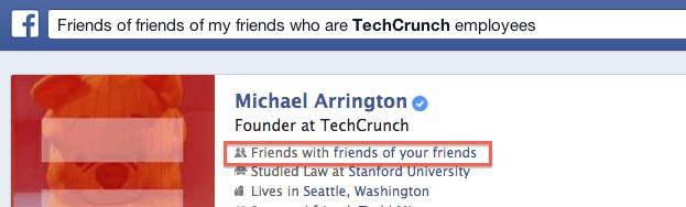 Techcrunch Friends