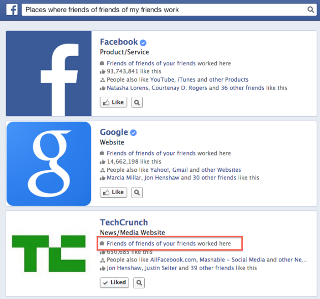 Tips for Better Results with Facebook Graph Search