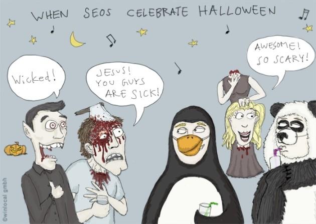 SEO-Halloween