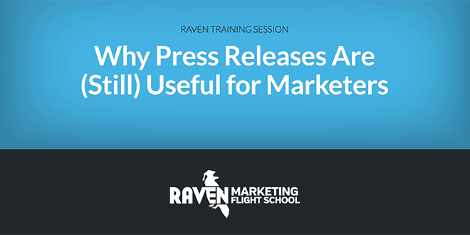 Marketing Flight School - Press Releases