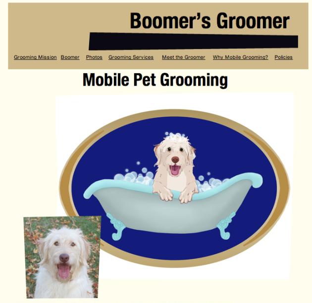 boomers groomer