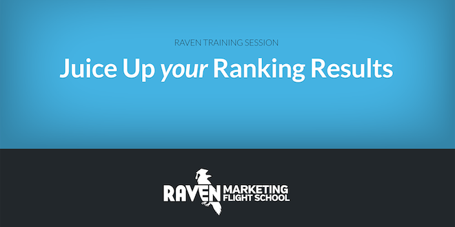 Juice Up Your Ranking Results