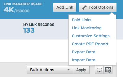 link-monitoring
