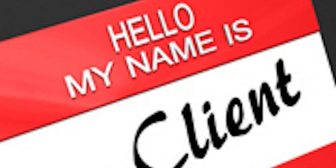 client-nametag