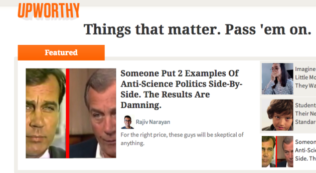 Upworthy hits record high