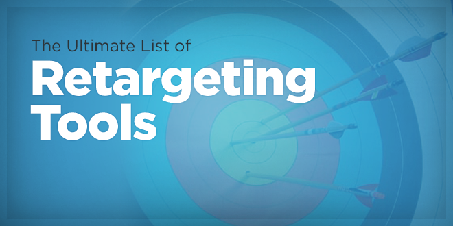 Ultimate List of Retargeting Tools