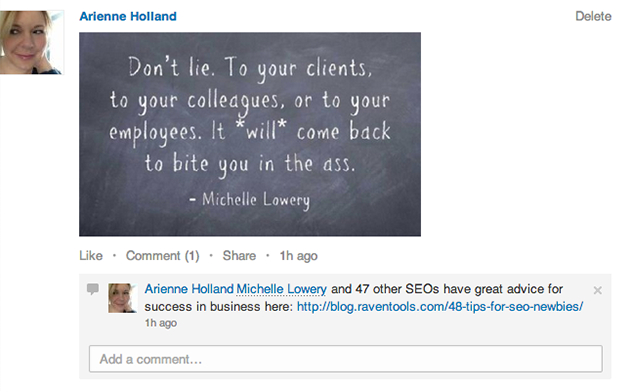 Photos - LinkedIn Marketing