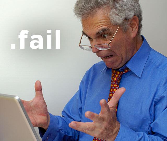 TLD Fail