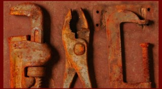 Outworn Rusty Online Marketing Tools