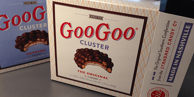 GooGoo Cluster Boxes