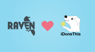 Raven Loves iDoneThis, a Productivity Tool