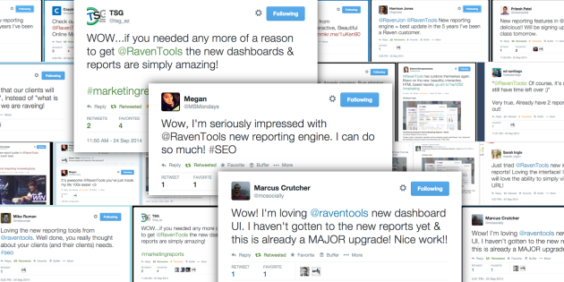 You Asked For New Reporting Updates: We Listened