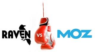 Raven Tools VS Moz