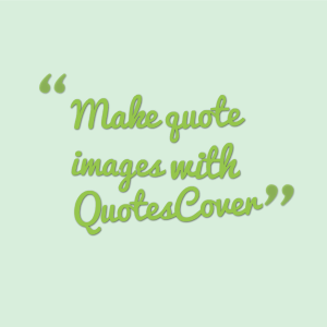 QuotesCover - Tools for Making Quote Photos