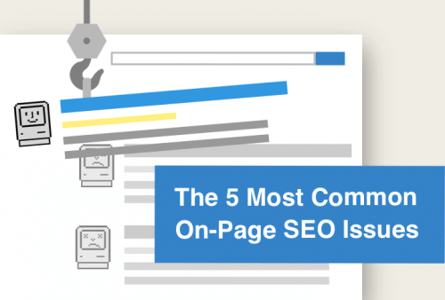Most common SEO issues