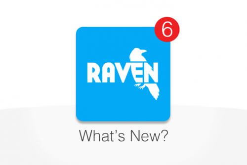 New Raven Tools Features