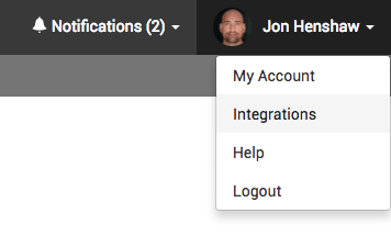 Slack Integration in Site Auditor