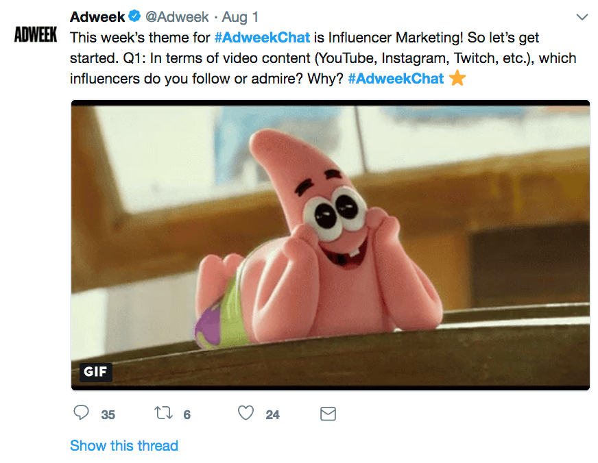 What is Twitter Chat?