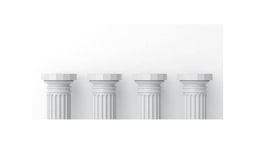 The Four Pillars of SEO Success