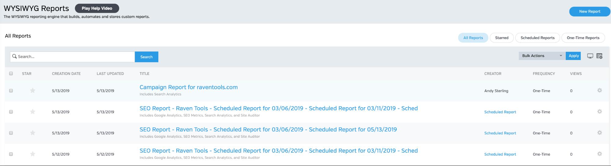 Marketing Reports - Create & Send Custom Marketing Reports ...